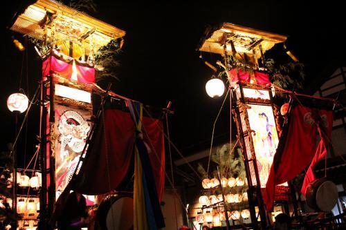 蛸島キリコ祭り2