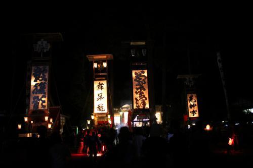 柳田キリコ祭り1