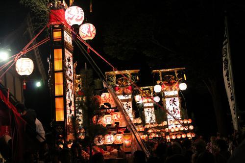 蛸島キリコ祭り9