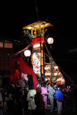 蛸島キリコ祭り8