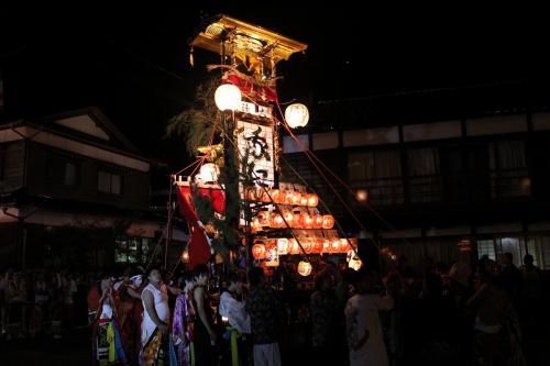 蛸島キリコ祭り7