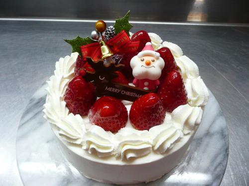 Mさん・クリスマスケーキ