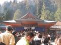 金峰山金櫻神社里宮