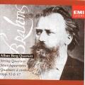 アルバンベルク弦楽四重奏団のブラームス