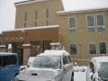 雪のクリニック