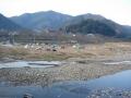 140104笠置、真冬なのにキャンプ(^^;