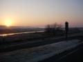 140112木津川CR開橋北側からの眺望