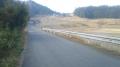 140125神山〜小川間のアップダウン
