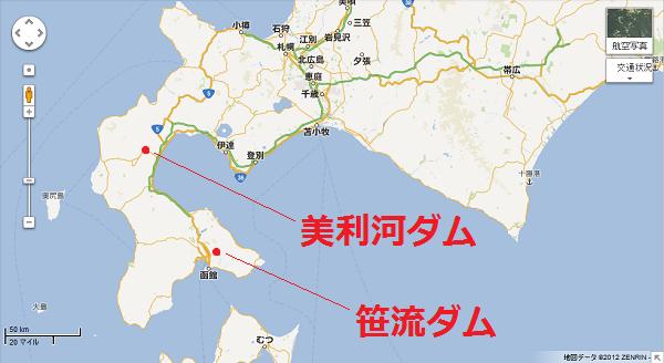 地図(訂正)