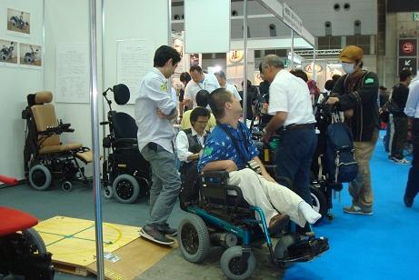 国際福祉機器展2