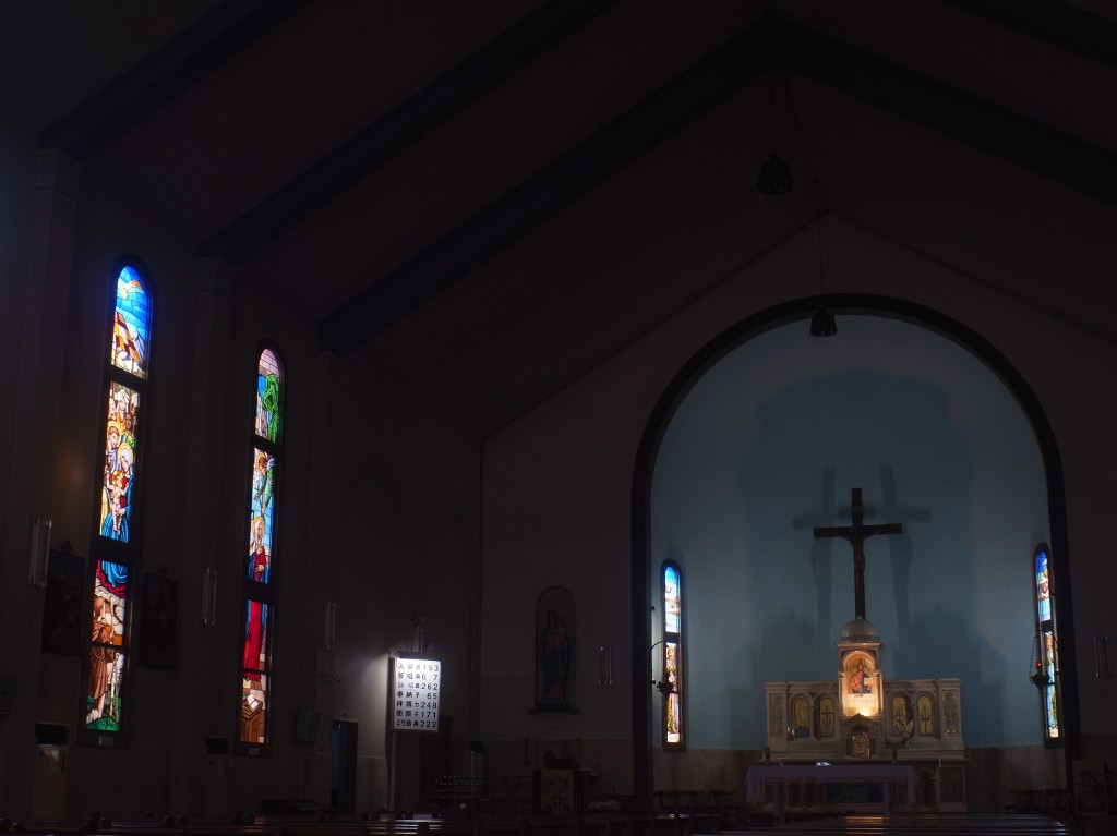 カトリック下井草教会003