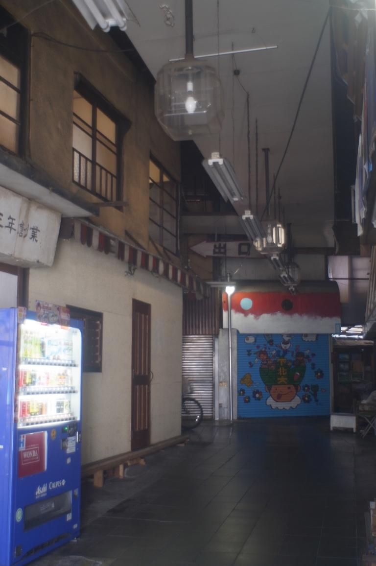 下北沢駅前食品市場003