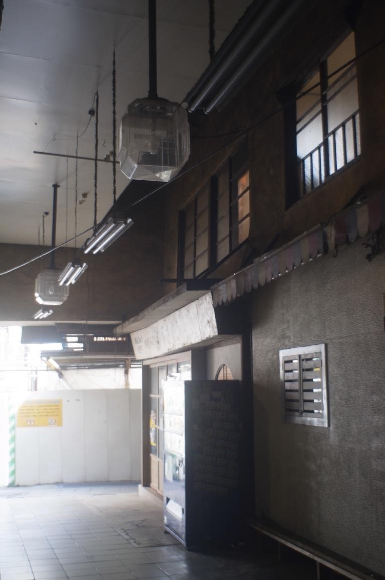 下北沢駅前食品市場005