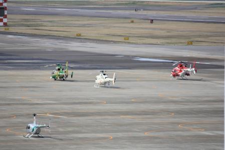 名古屋空港のへりこ。_800