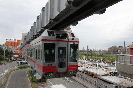 湘南モノレール1