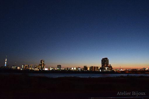 066-シルエット富士