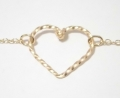 B504 sweetheart gold filled bracelet (3)
