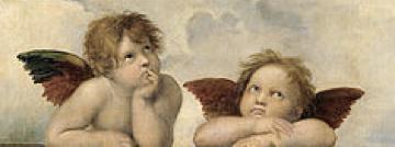 437px-RAFAEL_-_Madonna_Sixtina_(Gemäldegalerie_Alter_Meister,_Dresde,_1513-14._Óleo_sobre_lienzo,_265_x_196_cm)