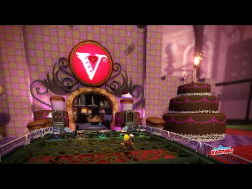 BigVのチョコレートケーキ工場