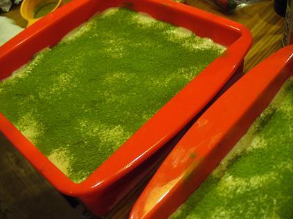 グリーンティケーキ1