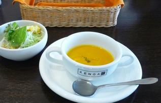 131019サラダとスープ