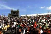 「4・28政府式典に抗議する『屈辱の日』沖縄大会」