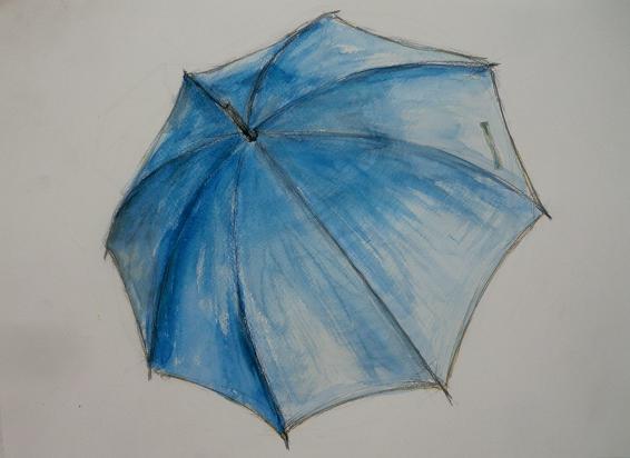 10 12.3.11絵・担ぎ屋さん、黒塔鉛筆、傘の色7 (10)