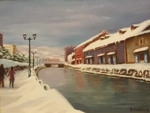5 雪の運河 12.4.17グループ展2日目 (54)