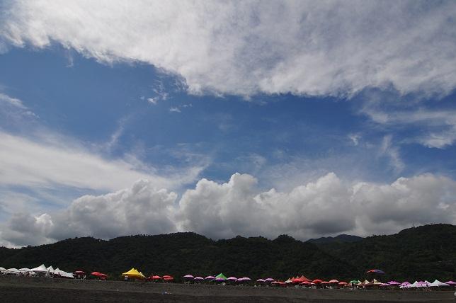 頭城の海辺(3)