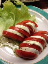 トマトモッツァレラ