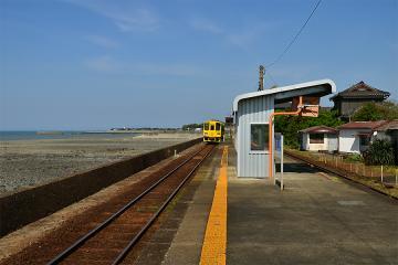 古部駅(3)