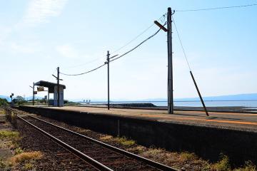 古部駅(6)