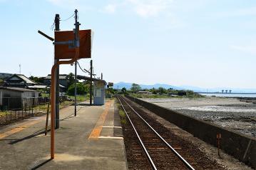 古部駅(7)