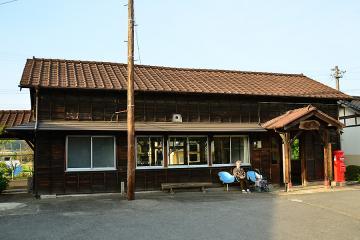 木造駅舎巡礼(5)