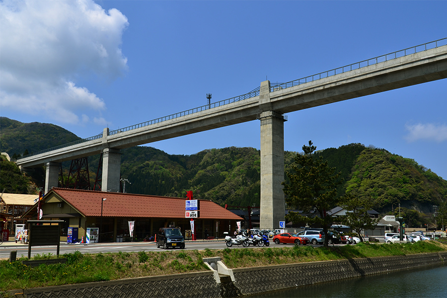 LM徒然草 ~駅と列車と情景と~ 【GWの旅】空に架ける橋~新・余部橋梁