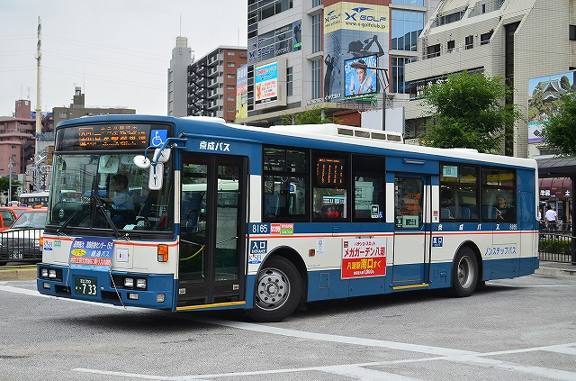 KL-HU2PMEE 京成バス 8165