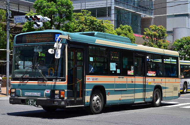 KL-HU2PMEE 西武バス