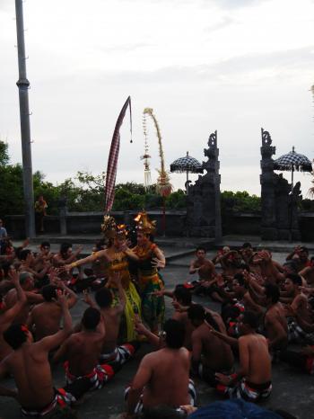 ウルワツkecak-Bali Trip