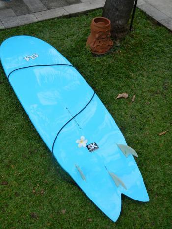 KG orca fish 7'6
