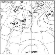 天気図8.31_500