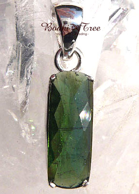 天然石グリーントルマリンペンダントa120224265