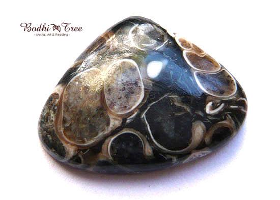 ツリテラアゲート ルース-a 天然石 パワーストーン717