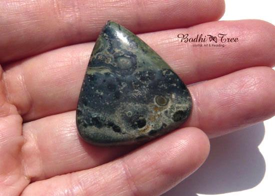 カンババ・ジャスパー ルース 天然石 パワーストーン b130412131