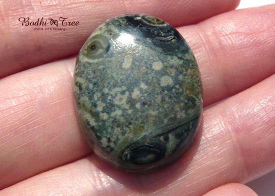 カンババ・ジャスパー ルース 天然石 パワーストーン d130412137