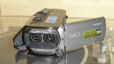SONY HDR-TD10