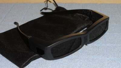 三菱電機 3Dメガネ EY-3DGS-80U