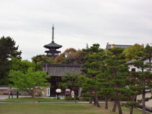 縮小薬師寺1