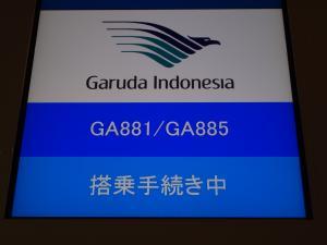 ガルーダインドネシア300