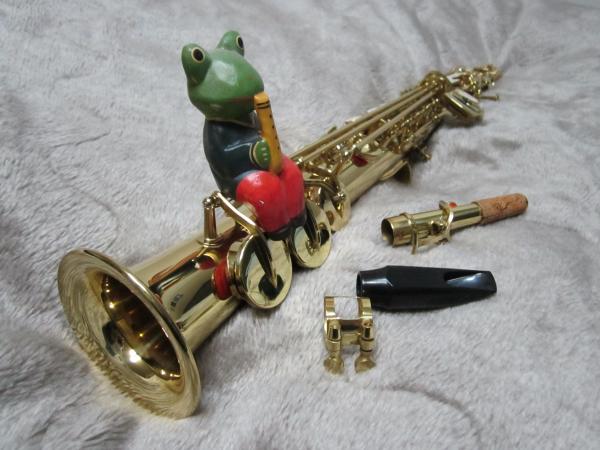 Soprano Saxophone 00