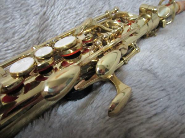 Soprano Saxophone 04